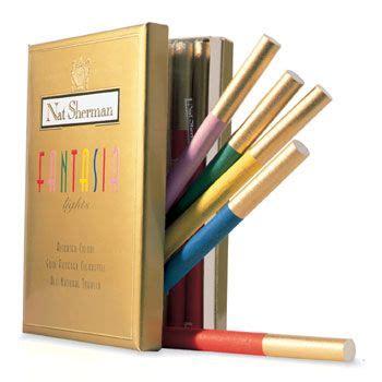 colored cigarettes colored cigarettes nobody said you to smoke them