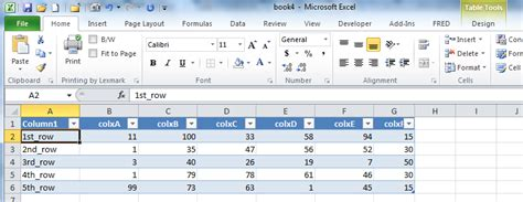 Add New Column To Table by How Can I Get Quot Calculated Columns Quot To Work In Excel