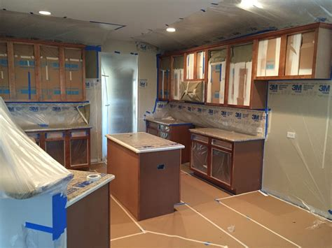 kitchen cabinet painting services near me painting kitchen cabinets before after mr painter
