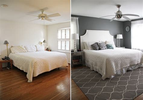 before and after bedrooms bien living design chicago interior design bien living