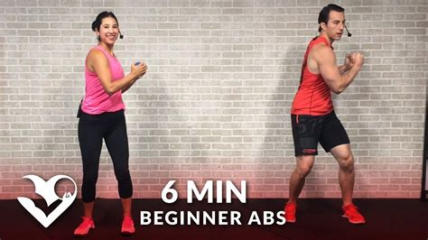 minute abs workout  beginners easy beginner ab