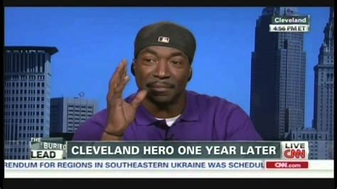 Charles Ramsey Dead Giveaway - charles ramsey quot dead giveaway quot interview with jake tapper may 7 2014 youtube
