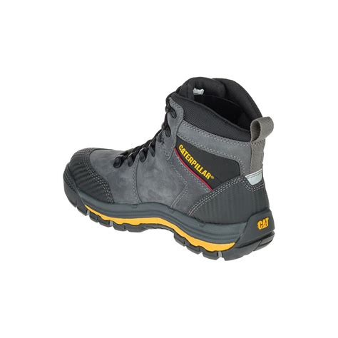 caterpillar cat munising s3 safety boots shadow