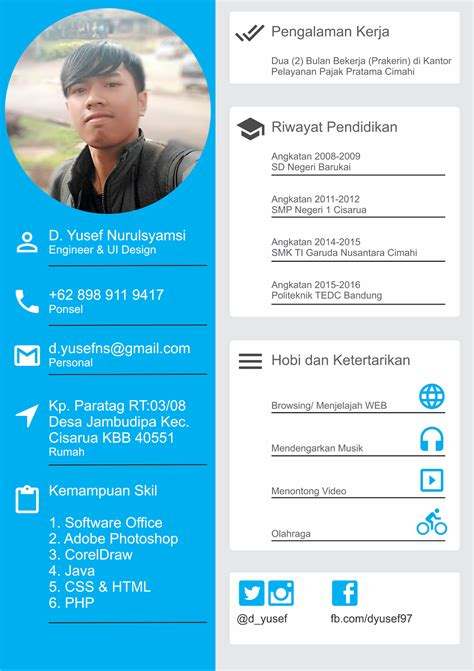 membuat cv kreatif online membuat web cv simple resume tool free basic resume