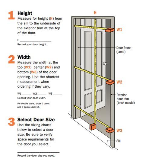 measure   security door  home depot community