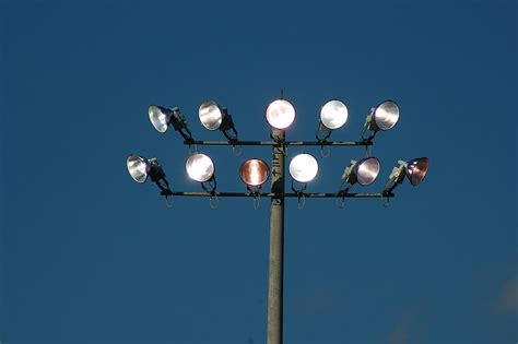 Baseball Light Fixture by Baseball Field Light Images Frompo 1