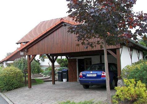 stellplatz vor garage baurecht carport bauen aber wo platzieren gestalterische tipps