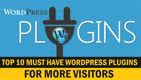 must plugins for increase audience