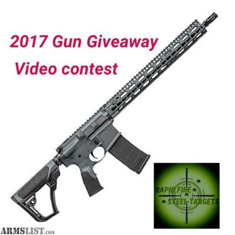 Gun Giveaway - armslist for sale daniel defense v11 gun giveaway from