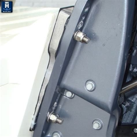 boat motor transom wedge outboard transom wedges add 5 degrees of tuck p n