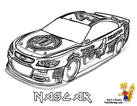 nascar coloring book pages mega sports car coloring pages sports cars free nascar
