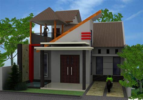 gambar desain rumah minimalis sederhana 2016 lensarumah