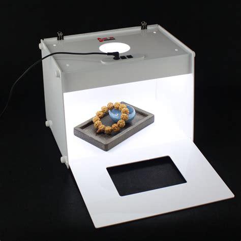 portable light box photography 303 246 238 mm mini 2pcs light strips professional