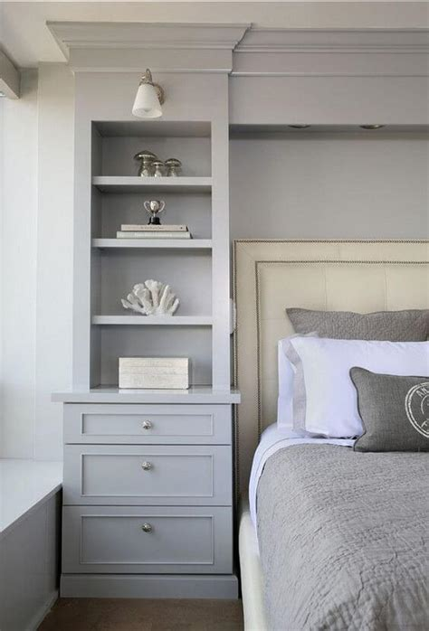 built in bedroom storage how to furnish your bedroom for ultimate relaxation kukun