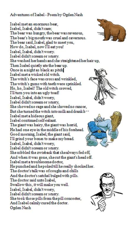 to my by ogden nash the world s catalog of ideas