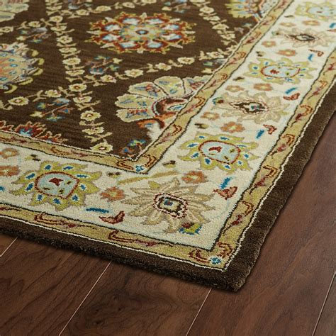 Wool Area Rugs 5x7 Kaleen Taj Collection Area Rug 5x7 Tufted Wool Save 49