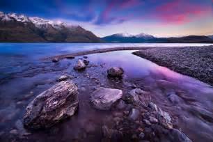Landscape Photography Queenstown Lake Wakatipu Queenstown New Zealand Luke