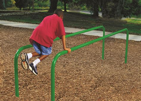 backyard parallel bars parallel bar station outdoor fitness equipment balance