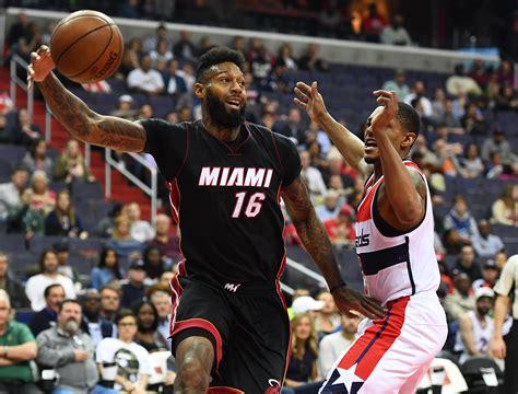 Miami Heat miami heat player exit review johnson embodied