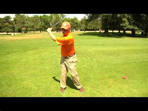minnesota pga section golf tip improve your rotation