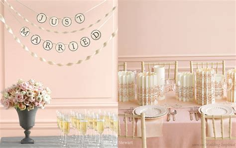 classic pale pink wedding theme wedding inspirasi