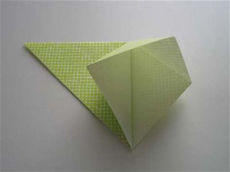 Origami Squash Fold - origami squash fold how to make an origami