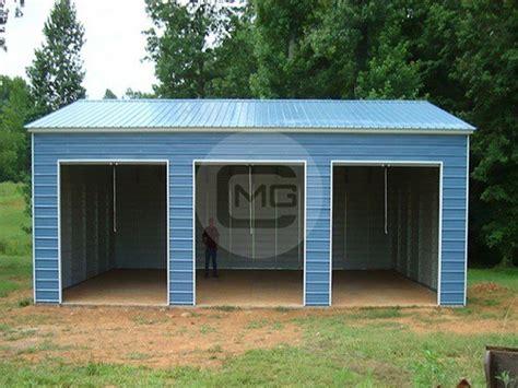 12 car garage 30x41x12 vertical garage triple wide garage building