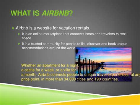 what is airbnb salman airbnb presentation