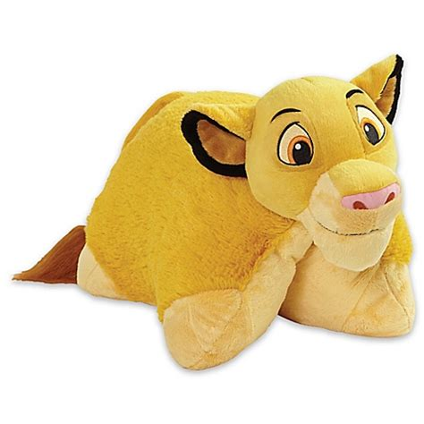 Pillow Pets For Sale by Pillow Pets 174 Disney 174 Simba Folding Pillow Pet Buybuy Baby