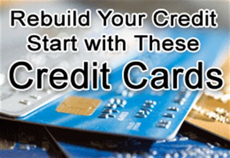 how to rebuild credit to buy a house rebuild your credit start with these cards billy d price attorneys at law