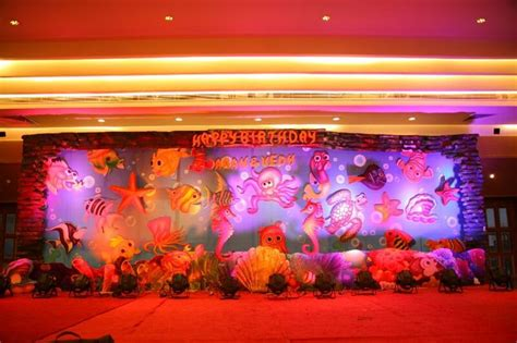 birthday themes hyderabad event organizers and birthday party organizers in