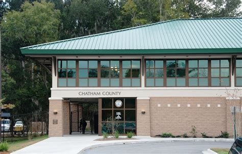 Chatham County Tag Office Hours by Barnard Architects