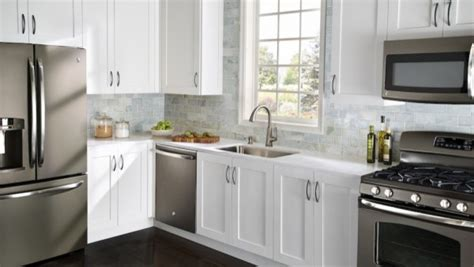 slate appliances with off white cabinets is stainless steel quot over quot elements of style blog