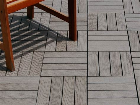 Instant Patio System by Learn About Wood Composite Deck Tiles For Instant Patio Decks