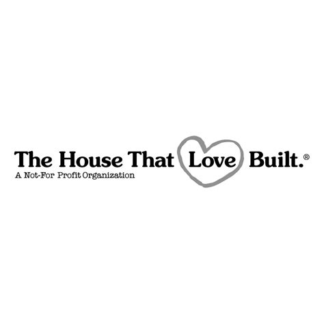 The House That Love Built Free Vector 4vector