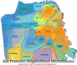 San Francisco Weather Map van ness san francisco map