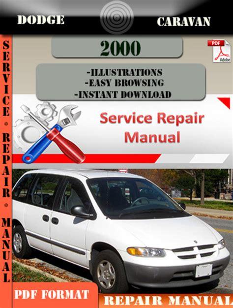 service manual ac repair manual 2000 dodge caravan service manual 1996 dodge grand caravan dodge caravan 2000 factory service repair manual pdf