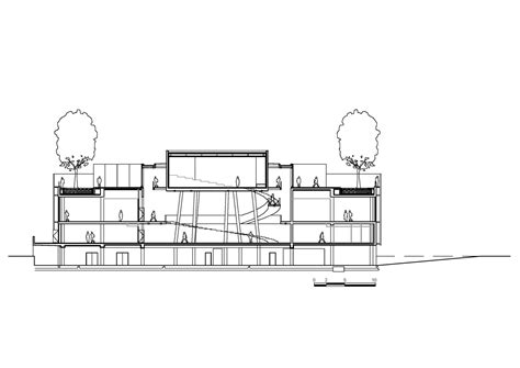 Floor Plan House gallery of alesia museum bernard tschumi architects 13