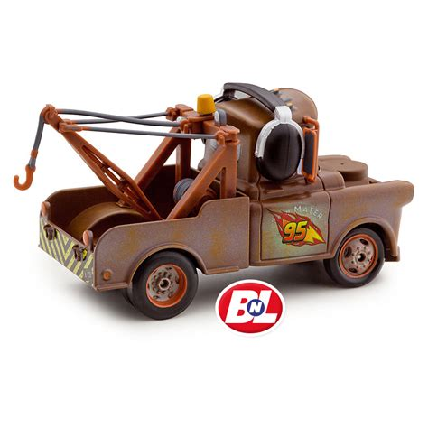 cars characters mater welcome on buy n large cars 2 mater die cast car