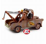 WELCOME ON BUY N LARGE Cars 2 Mater  Die Cast Car