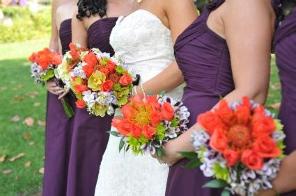 august wedding colors colors for august weddings lovetoknow