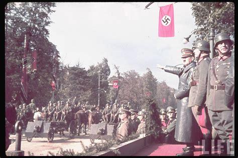 impresionantes imagenes nazis alemania nazi impresionantes fotos a color de coleccion
