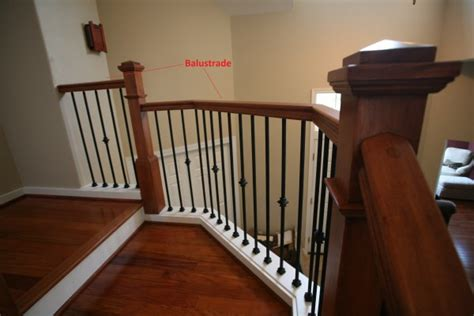 Banister Synonym by Balustrade Portland Stair Company