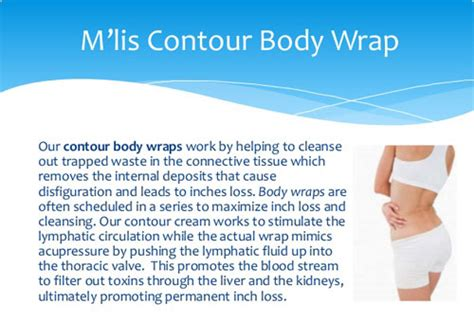 M Lis Detox Wrap by Avanti Skin Care Center Of Willow Bend