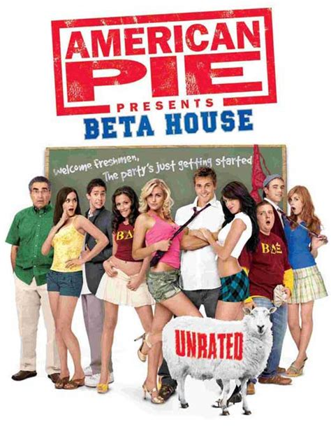 american pie presents beta house cast american pie presents beta house movie posters from movie poster shop
