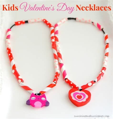easy s day necklaces