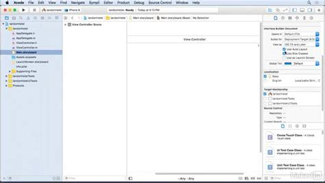 blender xcode tutorial sympli with xcode