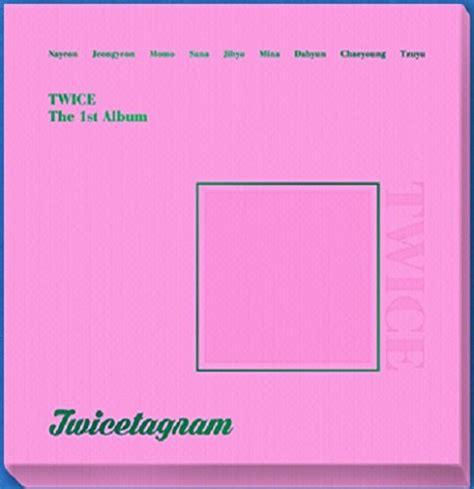 1st Album Twicetagram 正規1集アルバム twicetagram で10月30日カムバック 芸能スクープニュース