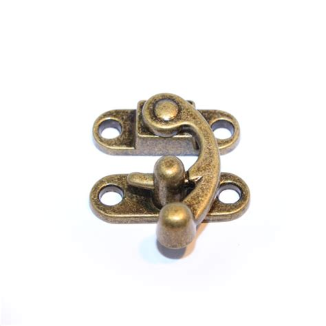 swing arm latch steunk swing arm box latch antique brass s from