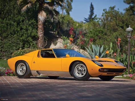 1971 Lamborghini Miura P400 Sv Lamborghini Miura P400 Sv 1971 72 Wallpapers 2048x1536